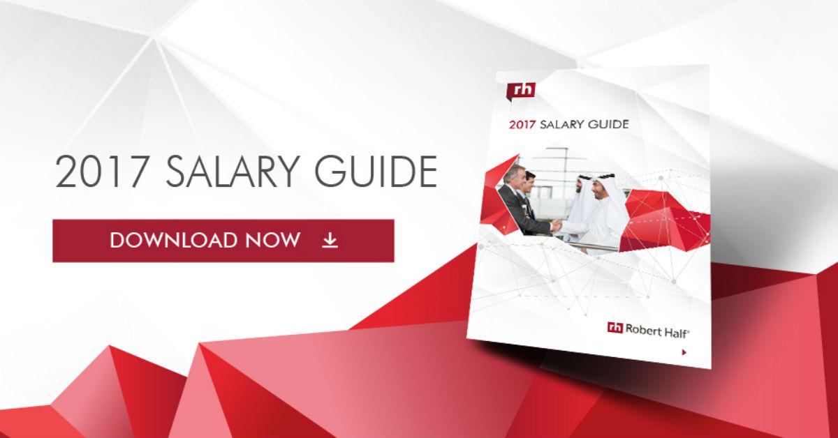 2017 salary guide