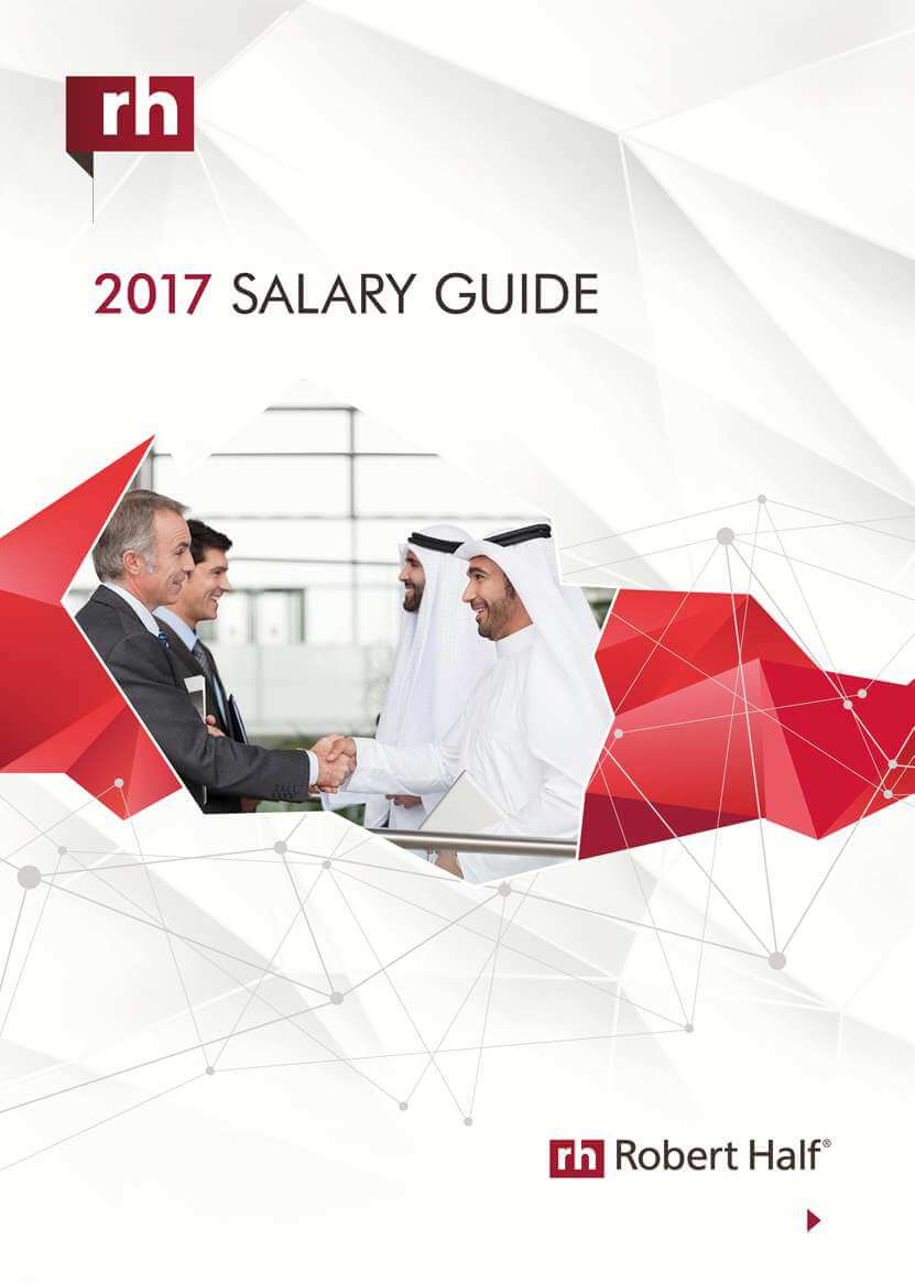 2017 Salary Guides Cover