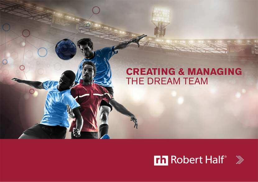 Creating and Managing a Dream Team Cover