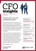 CFO Insights Series cover