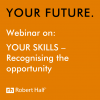 Recognising the opportunity webinar