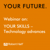 Technology advances in the workplace webinar