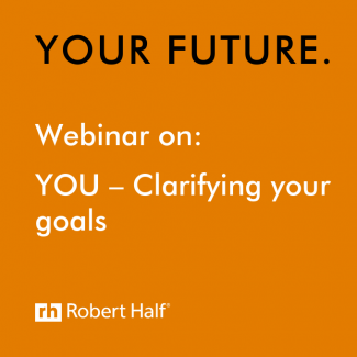 Clarifying your goals webinar